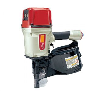 MAX CN100 heavy duty coil nailer