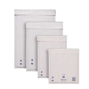 bubble-lined padded envelopes