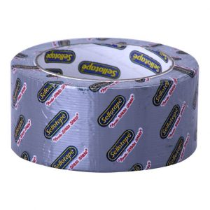 Sellotape adhesive packaging tape roll