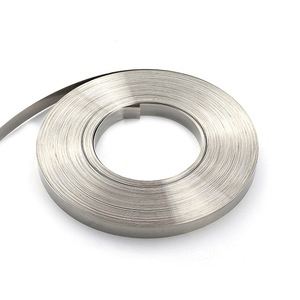 30 meter roll of stainless steel strapping